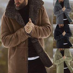 Item specifics mens jackets and coats jackets coats Hooded: No Mens Winter Coat, Winter Wear, Military Jacket, Jacket Men, Fleece Vest, Daily Wear, Men Coat, Fall Outfits, Raincoat
