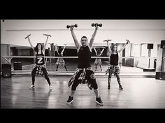Hype by Eslix Zumba Toning / Abs Dance Fitness Choreography. I do not own the rights to this song. For instructional purposes only. This song is available on. Zumba Songs, Fitness Planner, Workout Planner, Zumba Toning, Zumba Routines, Aerobics Workout, Fun Workouts, Dance Workouts, Gym