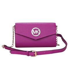 Michael Kors Outlet Fulton Flap Messenger Medium Purple Crossbody Bags $64.99 hot sale,fast shipping!!