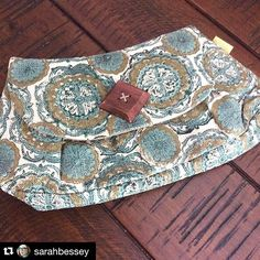 """""""I love everything about #FairTradeFriday: the idea, the heart, and the story behind it. You sign up for the very reasonable monthly subscription and then every month you receive 3-4 surprise items like this clutch or earrings or organic soap etc. Great, right? But here's the best part: 100% of the proceeds go towards the empowerment of impoverished women through employment. It's fair trade, too. Check it out at www.fairtradefriday.club #ftfclub"""""""