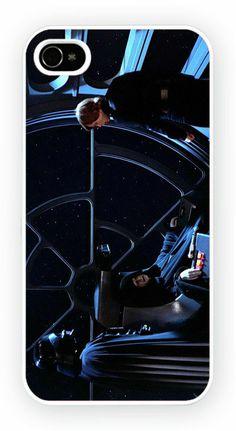 Star Wars: Episode VI - The Return of the Jedi - Palpatine Luke Vader Cas de telephone portable pour l'iPhone 4, 4S, 4, 5S, 5C et Samsung Galaxy S4 Retour couverture rigide - pas de telephone inclus Moule en polycarbonate dur couverture arriere avec l'image imprimee comme le montreCouleur impression directe est fondu et resistant aux rayures et offre une protection aux chocs et impactsSimple et facile snap sur l'installation d'un acces complet a la camera et portsGratuit Livraison dans le…