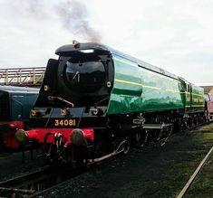 34018 10years rested and now up and steaming