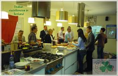 we promote italian agri food companies in the Irish market!