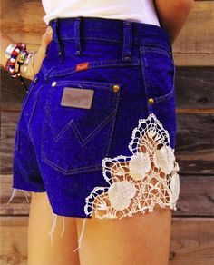 15 Ideias para Customizar seu Jeans -