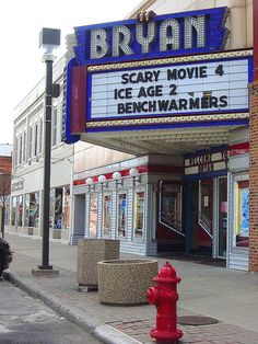 Bryan Ohio Movie Theater