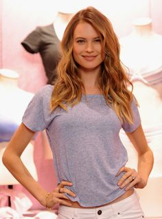 Behati Waves Just When You Thought Victoria's Secret Model Behati Prinsloo Couldn't Get More Perfect, THIS Happened