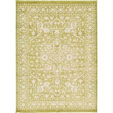 Arcadia Light Green Area Rug