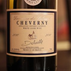 Q: What's the most underrated wine on your list? A: I would pick Domaine Du Salvard, Cheverny, Loire Valley France - Josh Cafasso at The Broadmoor  See more Q at danielledrollins.com