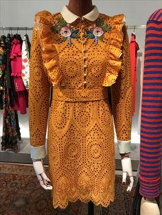 @Gucci Trendy Ready to Wear #outfit  for #Women #gucci @Bergdorfs @barby_ds