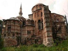 Aya Irini Anıtı (St. Irene) Hagia Irene, Dark Ages, Istanbul Turkey, Art And Architecture, Notre Dame, Barcelona Cathedral, History, Building, Travel