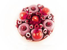 Patisserie on pinterest patisserie christophe michalak for Glacage miroir rose
