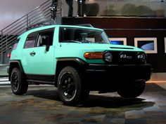 FJ Cruiser 2014 Colors | Re: And here is the color of the 2014 Trail Team....