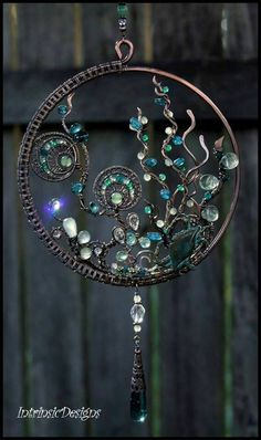Amazing suncatcher