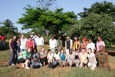 Ruggero Tercelli. Mwika's volunteers. Tanzania