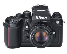 Cool in 1987 and cool today: Nikon F4