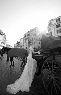 long lace #wedding #brayola