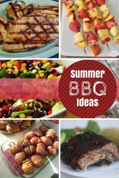 *Get more RECIPES from Raining Hot Coupons here* *Pin it* by clicking the PIN button on the image above! Repin It Here I absolutely LOVE Summer BBQ's but making chicken and steak every time can get a little old. Check out the list below on new ways to spice up your BBQ food and grill …