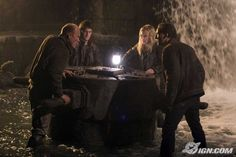 Nicolas Cage, Ed Harris, Justin Bartha, and Diane Kruger in National Treasure: Book of Secrets Nicolas Cage, Expedition Unknown, Lost City Of Gold, The 39 Steps, The Secret Book, National Treasure, Family Movies, Disney Films, Great Movies