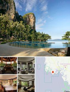 O exclusivo hotel balnear situa-se no cenário espectacular do famoso parque nacional Krabi Marine. Todo o complexo está rodeado de penhascos e palmeiras e encontra-se escondido numa baía de águas cristalinas. A convidativa praia localiza-se a cerca de 50 m de distância. A zona de Krabi localiza-se a cerca de 800 km a sul de Banguecoque e oferece vastas praias e águas tranquilas. A cidade de Krabi é relativamente pequena e tranquilamente localizada. O aeroporto fica a cerca de 28 km de…