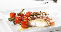 Probieren Sie den leckeren Seelachs mit Schinken von EAT SMARTER oder eines unserer anderen gesunden Rezepte!
