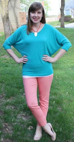 Stitch Fix Reviews | Stitch Fix Review by Shea: This color is my favorite right now | http://stitchfixreviews.com