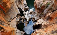 God's Window in Blyderrivierspoort Nature Reserve's is the sites main tourist attraction.