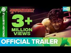 Mukkabaaz - Official Trailer releasing on 12 January, 2018 only on GONOGOreviews - Bollywood Movie reviews, New Bollywood Trailers, Celebrity News.