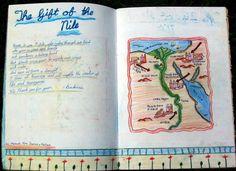 Class 5 ML book: Ancient Egypt. Cape Town