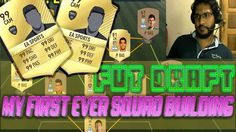 FIFA 17 Ultimate Team - My First Ever Squad Building  2 EASY CHANCES MISSED !!! ----------------------------------------------------------------------------------------  FIFA 17 Ultimate Team Gameplay - First ever Squad Building ================================================ Hello guys Welcome again to GameDishes. In This video I'll be making my first squad in FIFA 17 ULTIMATE TEAM. This is my first ever match in FIFA 17 ULTIMATE TEAM.  As this is new the players in FIFA 17 FUT is of very…