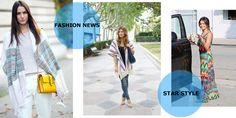 Neue Schnittmuster Frühling/Sommer 2016 Star Fashion, Fashion News, Stars, Summer 2016, Switzerland, Sterne