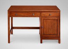 Hawke Single Pedestal Desk