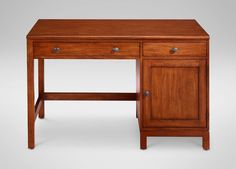 Hawke Single Pedestal Desk