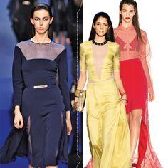 Прозорі вставки на одязі   BurdaStyle.ua: Мода, Дизайн, Рукоділля, Викрійки