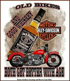 Happy Birthday Harley Davidson and Whiskey Happy Birthday Biker, Happy Birthday Harley Davidson, Happy Birthday Pictures, Happy Birthday Quotes, Happy Birthday Greetings, Bohemian Birthday Party, Whiskey, Birthdays, Bikers