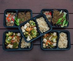 The Beachbody nutrition experts created this 21 Day Fix vegan meal prep to help vegans practice portion control and get enough essential nutrition in their diets.