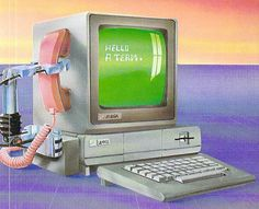 22 Reasons Why Design Was More Awesome In The '80s -- Hello A Term