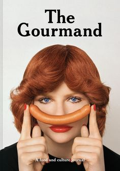 <p>The Gourmand returns for their eighth issue with this delicious cover shot by the legendary Harry Peccinotti. The Issue 8 is inspired by entertaining and begins with chef James Loks recalling the h
