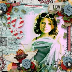 Lovestruck (the collection) by Studio 68 #   My Heart, My Love by Angelclaud Artroom