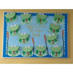 1000 ideas about frog bulletin boards on frog 1000 ideas about frog bulletin boards on frog 1000 Ideen zu Frosch Bulletin Boards auf Frosch 1000 Ideen zu Frosch Bulletin Boards auf Frosch … Frog Bulletin Boards, Toddler Bulletin Boards, Elementary Bulletin Boards, Spring Bulletin Boards, Back To School Bulletin Boards, Welcome Bulletin Boards, Bullentin Boards, Elementary Library, Frog Theme Classroom