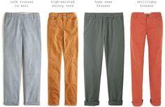 pants/ trousers