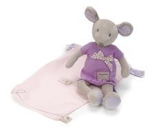 Lily the mouse, comes in a cotton gift bag. http://www.mylittlered.co.uk/collections/ragtales #littleredkids #ragtales