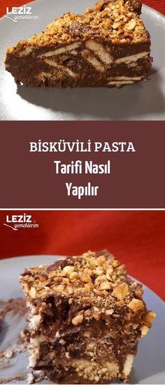 Bisküvili Pasta Tarifi Nasıl Yapılır