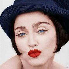 Queen of Pop, Madonna.