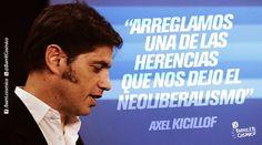 Axel Kicillof, Ministro de #Economía. #ClubdeParís  //  #Frases #CItas