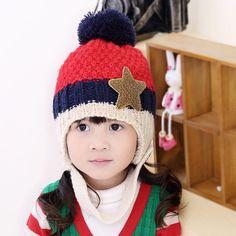 2cf6688828e Child Bomber Hats Girl Helmet Caps Child Skullies Beanies Winter Hats. Eric  Sun · Baby Hats