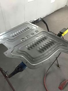 custom sheet metal work - Promoted by The Fab Forums Metal Projects, Welding Projects, Metal Crafts, Sheet Metal Fabrication, Welding And Fabrication, Gary Wood, Sheet Metal Art, Metal Shaping, Sculpture Metal