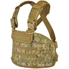 Frontline MOLLE Chest Rig, MultiCam