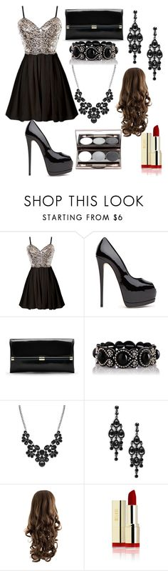 """""""Untitled #4"""" by denisapurple ❤ liked on Polyvore featuring Diane Von Furstenberg and Nude by Nature"""
