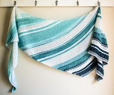 Aire Shawl - Knitting Patterns and Crochet Patterns from KnitPicks.com