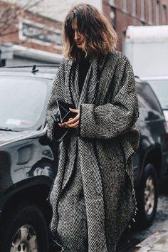 New York Fashion Week Street Style Looks, Looks Style, My Style, Look Fashion, Fashion Outfits, Womens Fashion, Fashion Trends, Net Fashion, Chic Outfits